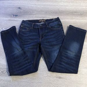 Boys Slim Cut Jeans - Size 12